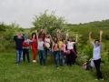 Bucurii in aerul curat din dealul Fermei Sia